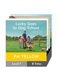 PM Yellow Guided Readers Fiction Level 7 Pack x 8