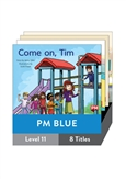 PM Blue Guided Readers Fiction Level 11 Pack x 8