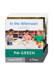 PM Green Non Fiction Level 14/15 Pack - 9780170398435