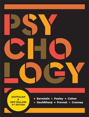 MindTap for Bernstein's Psychology, AU/NZ edition, 2-term Instant Access - 9780170398701