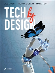 Tech by Design Student Book - 9780170400176