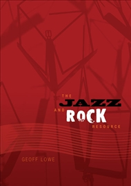 Jazz and Rock Teacher Resource Book - 9780170400558