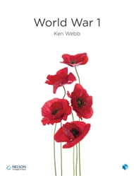 World War 1 Student Book with 4 Access Codes - 9780170402071