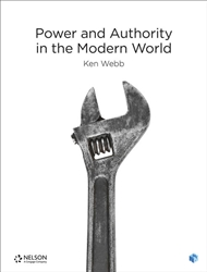 Power & Authority in the Modern World Student Book with 4 Access Codes - 9780170402149