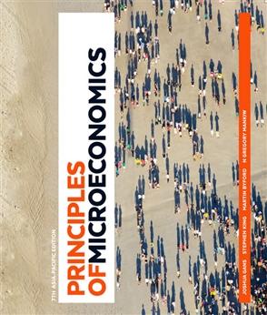 MindTap for Gans/Mankiw's Principles of Microeconomics, 2-term Instant Access - 9780170402682