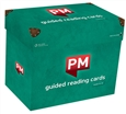 PM Green Guided Reading Cards Level 12-14 X 20 with USB