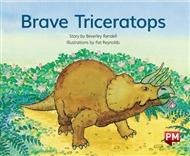 Brave Triceratops - 9780170403313