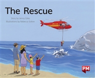 The Rescue - 9780170403368