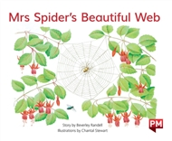 Mrs Spider's Beautiful Web - 9780170403382