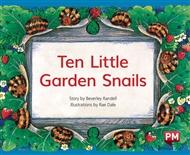 Ten Little Garden Snails - 9780170403399