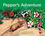 Pepper's Adventure - 9780170403443