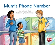 Mum's Phone Number - 9780170403559