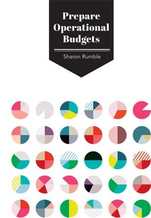 Prepare Operational Budgets - 9780170403818
