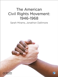 The American Civil Rights Movement: 1945–1968 Student Book with 4 Access Codes - 9780170410144