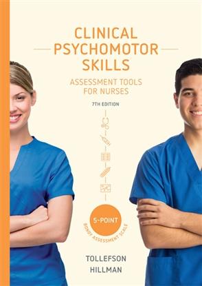 Clinical Psychomotor Skills (5-Point Bondy): Assessment Tools for Nurses - 9780170410793