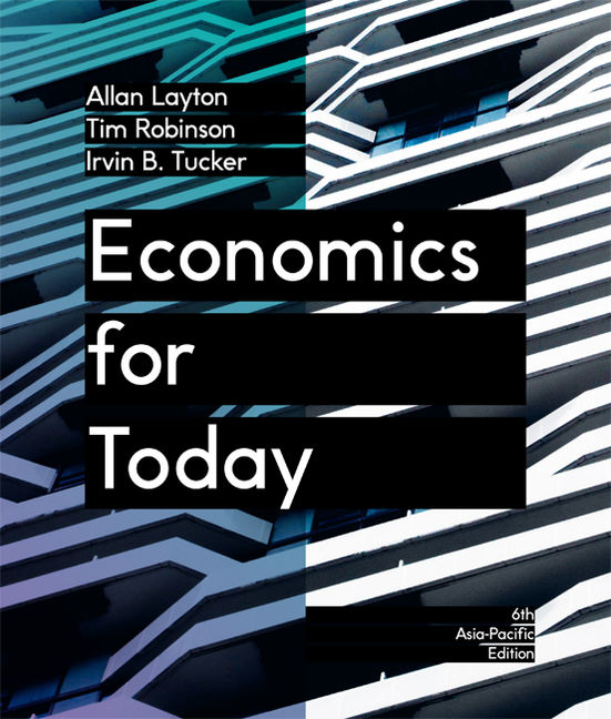 Economics for Today - 9780170410830