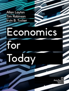 Economics for Today - 9780170410830