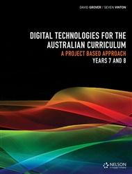 Digital Technologies for the Australian Curriculum 7&8 Workbook - 9780170411813