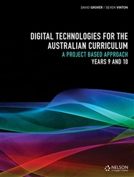 Digital Technologies for the Australian Curriculum 9&10 Workbook - 9780170411820