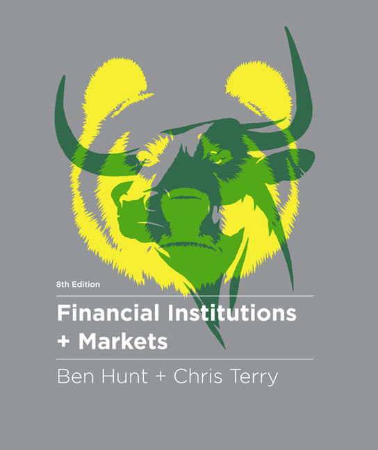 Financial Institutions and Markets - 9780170411851