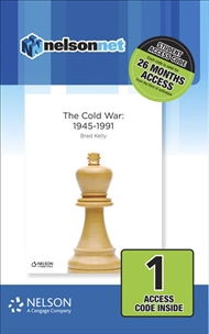 Nelson Modern History The Cold War 1945-1991 (1 Access Code Card) - 9780170412094