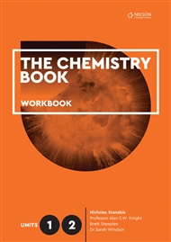 The Chemistry Book Units 1 & 2 Workbook - 9780170412391
