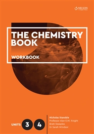 The Chemistry Book Units 3 & 4 Workbook - 9780170412476