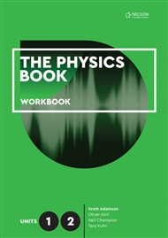 The Physics Book Units 1 & 2 Workbook - 9780170412551