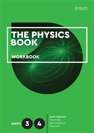 The Physics Book Units 3 & 4 Workbook - 9780170412643