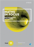 Maths in Focus 11 Mathematics Advanced Student Book with 1 Access Code for 26 Months