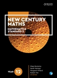 New Century Maths 12 Mathematics Standard 2 Student Book + 4 Access Codes