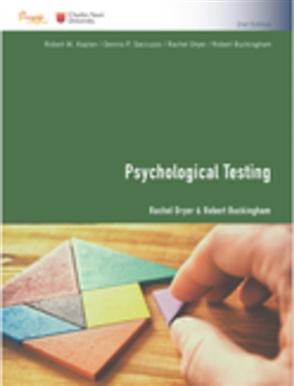 Psychological Testing - 9780170413725