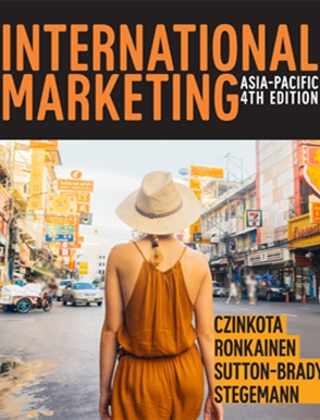 MindTap for Czinkota's International Marketing Asia-Pacific edition, 2-term Instant Access - 9780170414036
