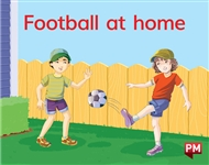 Football at home - 9780170414272