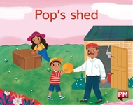 Pop's shed - 9780170414357