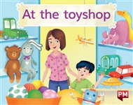 At the toyshop - 9780170414364