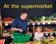 At the supermarket - 9780170414388