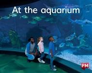 At the aquarium - 9780170414425