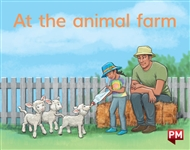 At the animal farm - 9780170414470