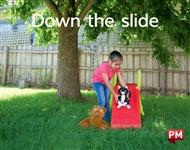 Down the slide - 9780170414517