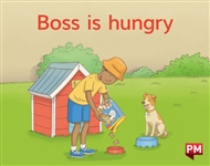 Boss is hungry - 9780170414562
