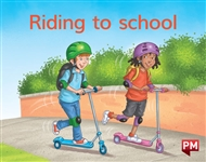 Riding to school - 9780170414586