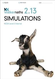 Walker Maths 2.13 Simulations - 9780170415996