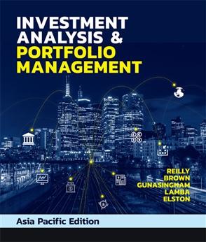 Investment Analysis & Portfolio Management - 9780170416030