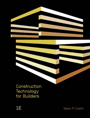 Construction Technology for Builders - 9780170416047