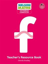 Nelson Maths: Victorian Curriculum F Teacher Resource Book + USB - 9780170416788