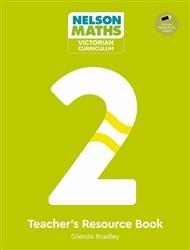 Nelson Maths: Victorian Curriculum 2 Teacher Resource Book + USB - 9780170416801