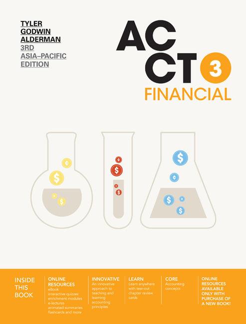 ACCT3 Financial - 9780170416856