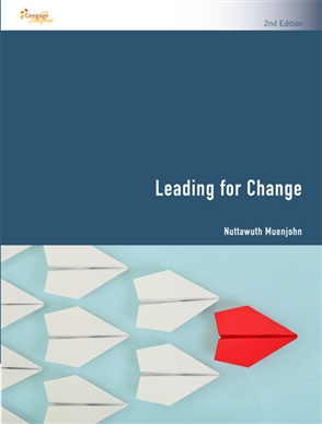 Leading for Change - 9780170417198