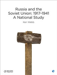 Russia and the Soviet Union: 1917–1941 A National Study Student Book with 4 Access Codes - 9780170417570